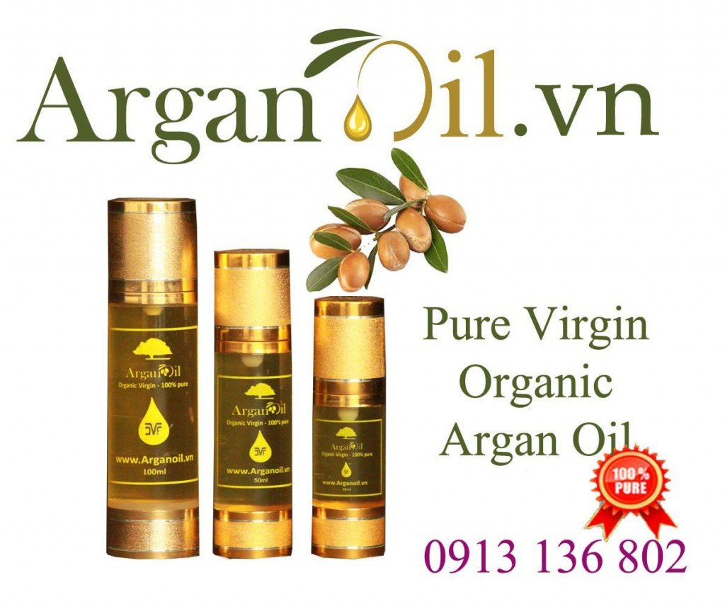 Argan Oil Vietnam