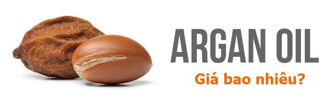 Argan Oil giá bao nhiêu